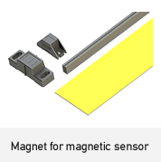 Magnet for magnetic sensor
