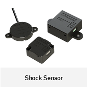 Impact sensor (Acceleration and vibration and oscillation sensors)