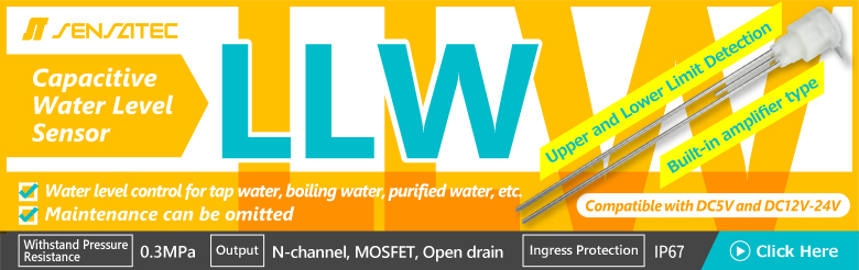 Capacitive Water Level Sensor LLW